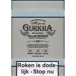 Gurkha Cellar Reserve 12 Years Solara