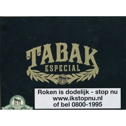 Tabak Especial Oscuro Robusto