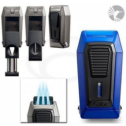 Colibri lighter Gotham Blue