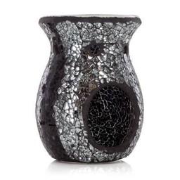 Ashleigh & Burwood - Dark Magic Glass Mosaic Oil Burner