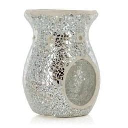 Ashleigh & Burwood -Moonlight Glass Mosaic Oil Burner