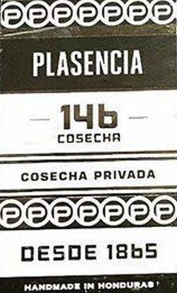 Plasencia Cosecha 146 San Augustin Torpedo