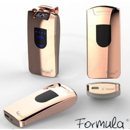 Formula Crocodile Double Arc Touch Goud