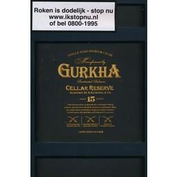 Gurkha Cellar Reserve 15 Years Maduro Kraken XO