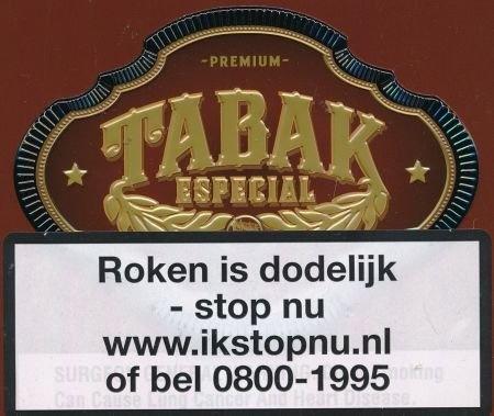 Tobacco Especial Dark Roast Cigarillos