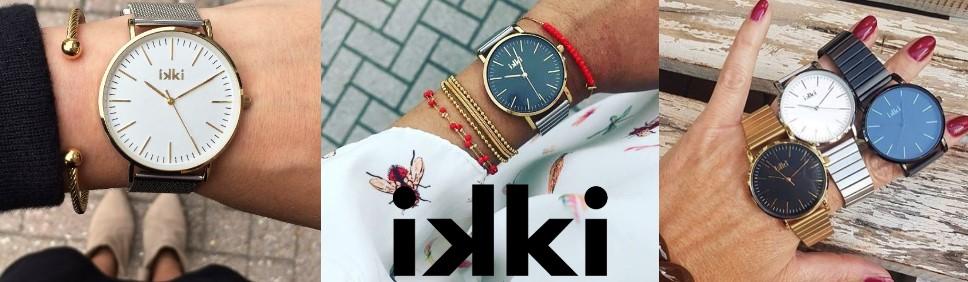 Ikki horloges gratis verzonden
