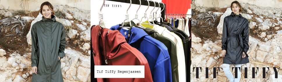 Tif Tiffy Regenjassen Home