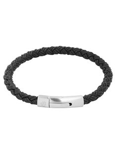 Kywi Jewelry Herenarmband Cool Guy zwart