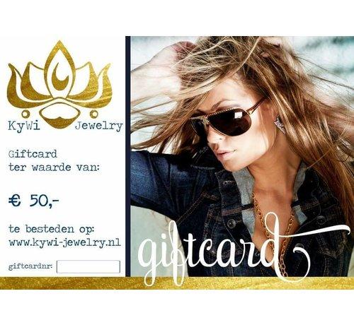 Kywi Jewelry E-cadeaubon 6
