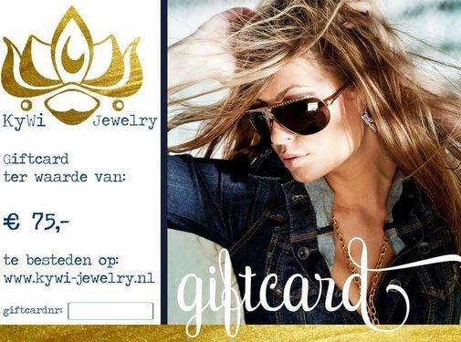 Kywi Jewelry E-cadeaubon 7
