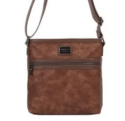 Diana & Co Firenze Tas small bag Bruin