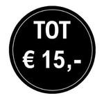 Cadeautips tot € 15,00