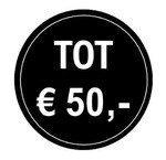 Cadeautips tot € 50,00
