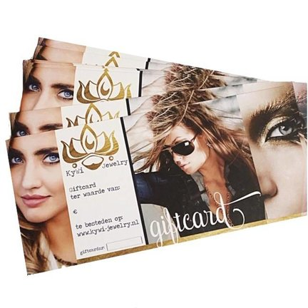 Cadeau e-cards