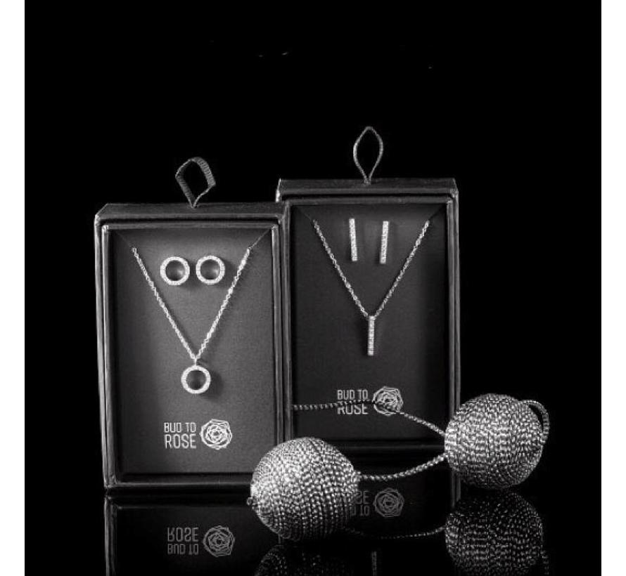 Budtorose Set Chris Bar Steel
