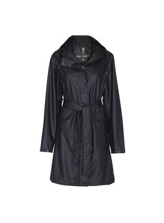 TIF TIFFY REGENJAS Regenjas French Rainjacket Black