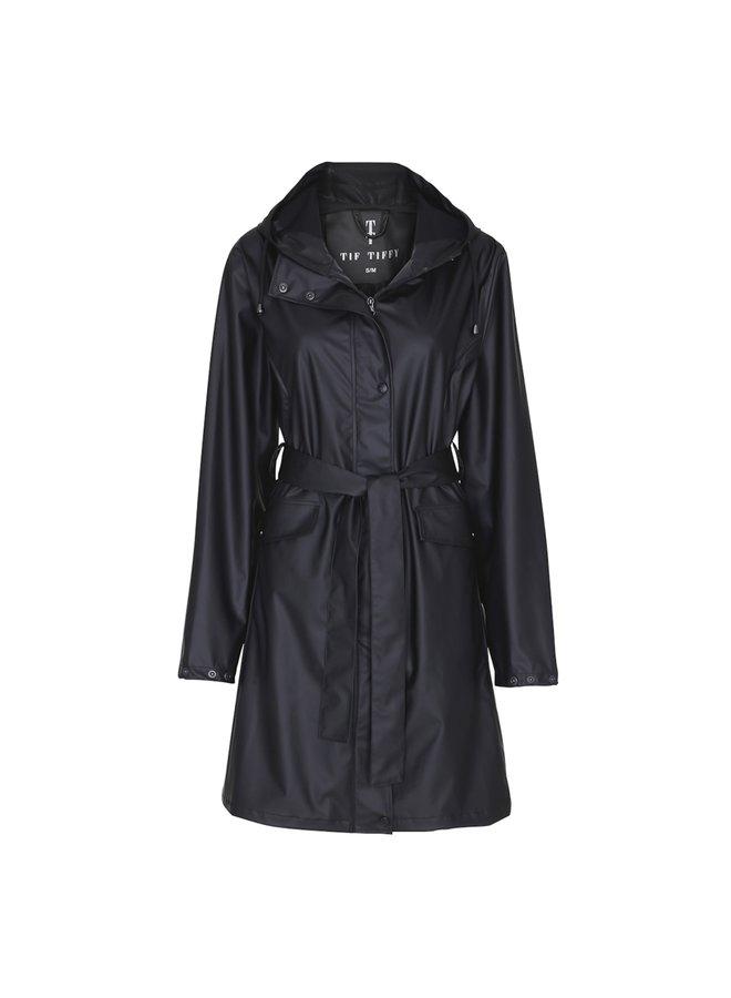Regenjas French Rainjacket Black