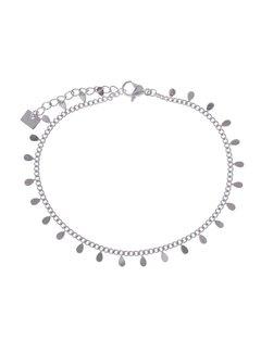 By Jam Gioielli Armband kleine druppeltjes zilver steel- By Jam