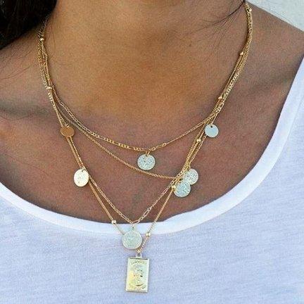 Vintage sieraden in goud en zilver