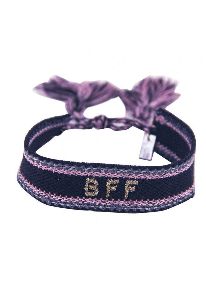 Touw armband BFF- By Jam