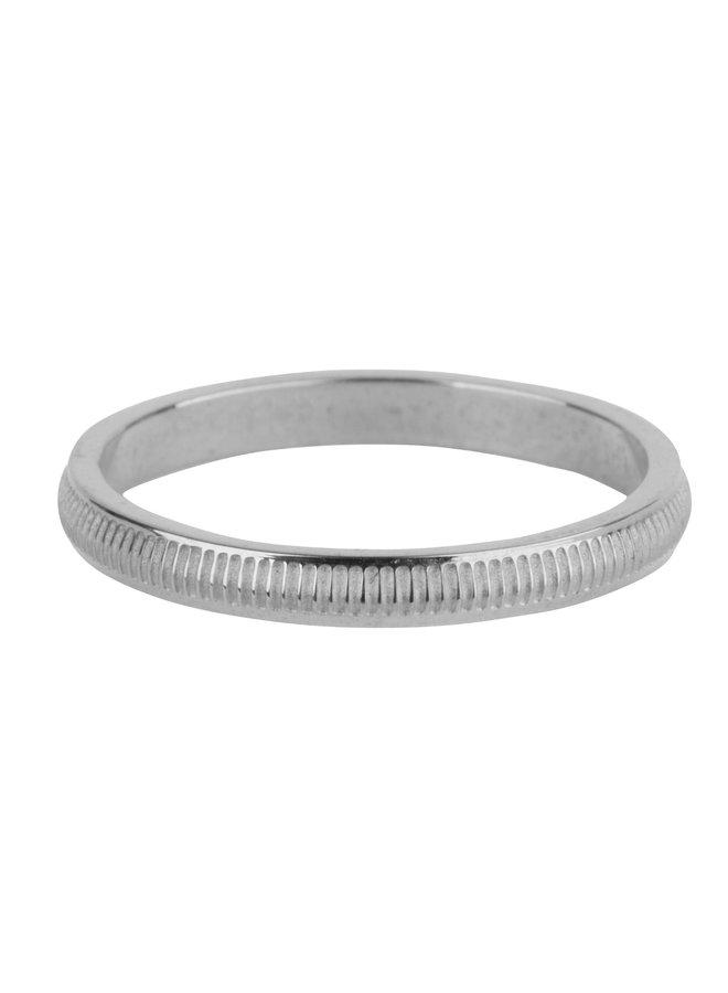 Stripes Shiny Steel R603