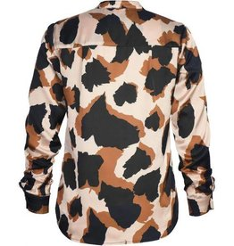NÜ Denmark Shirt with spotted pattern / 5986-40