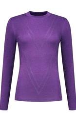 Nikkie  Patty Top Cosmic Purple