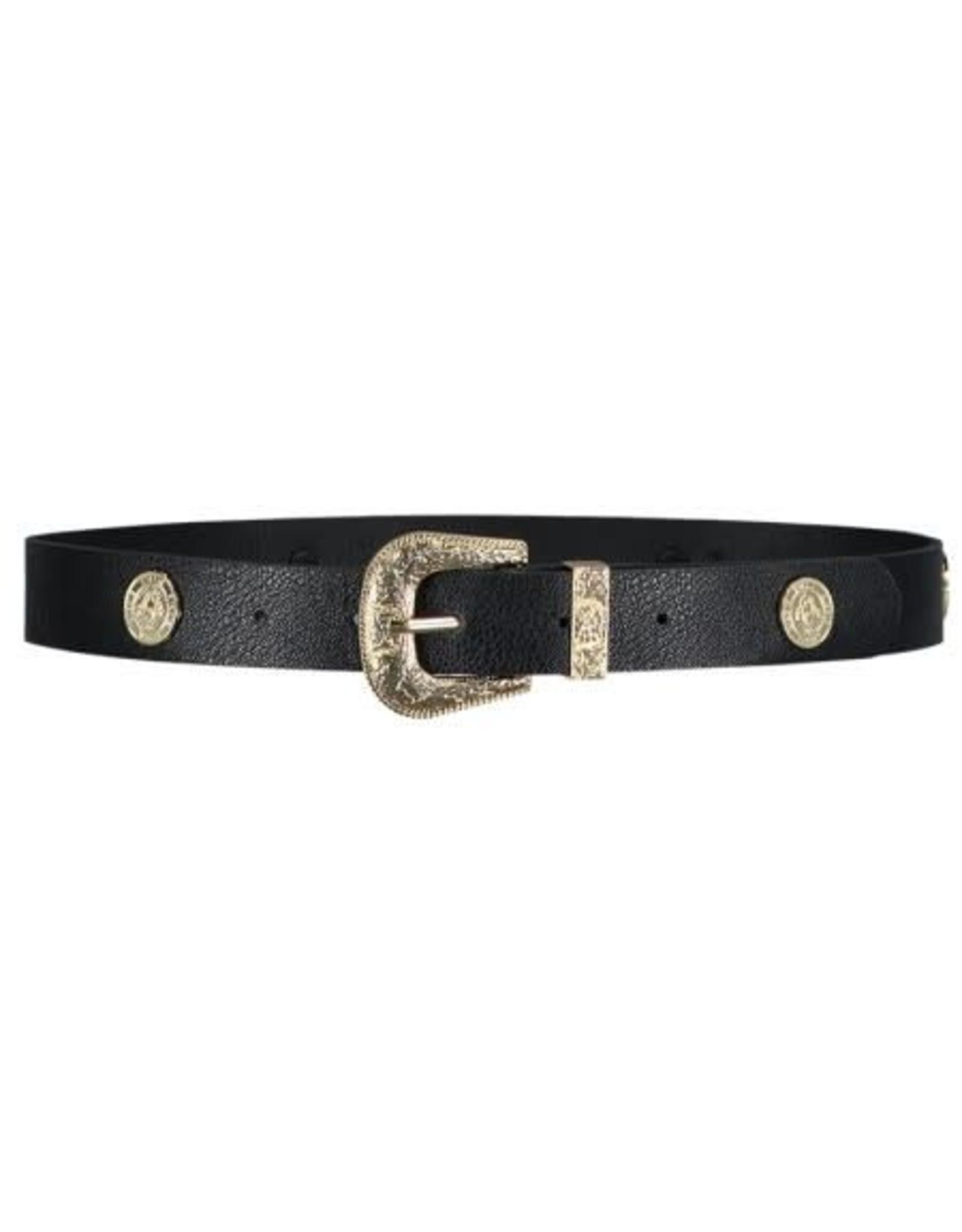 Nikkie Coin Stud Belt