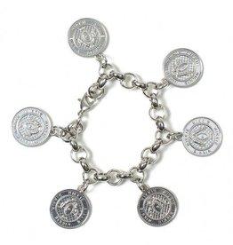 Nikkie Coin Bracelet