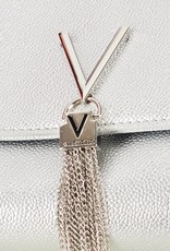 Valentino Handbags Divina Argento