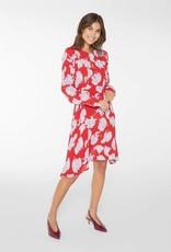 Y.A.S Printed Mini Dress