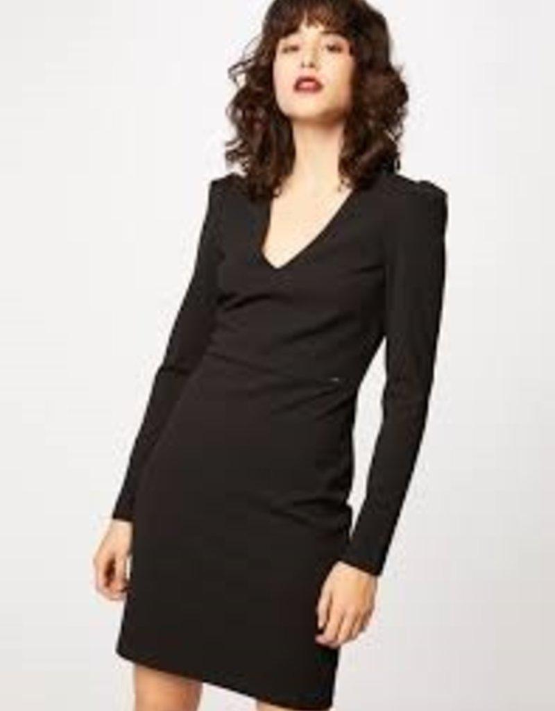 Morgan Short Crepe Dress