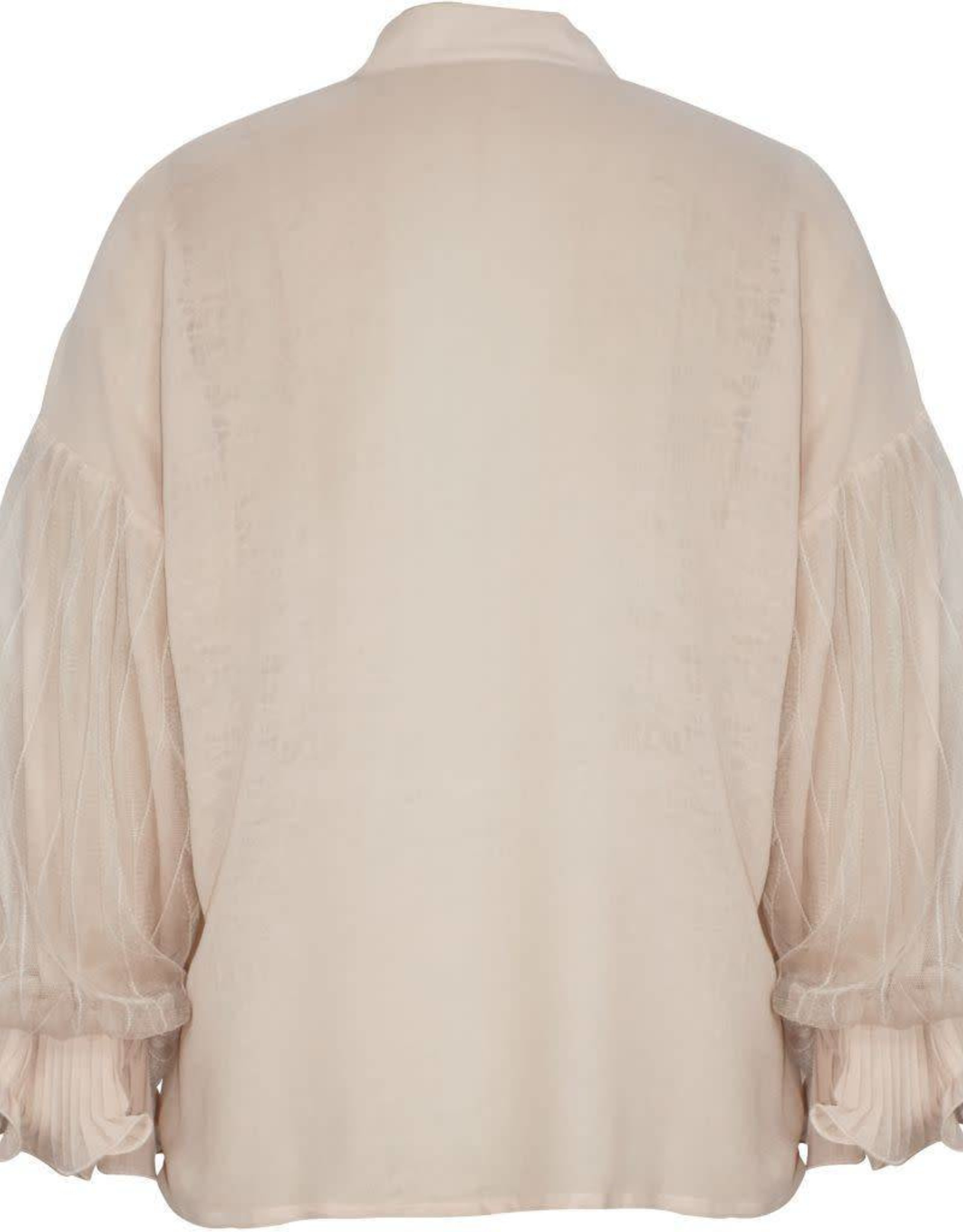 NÜ Denmark Shirt with puff sleeves