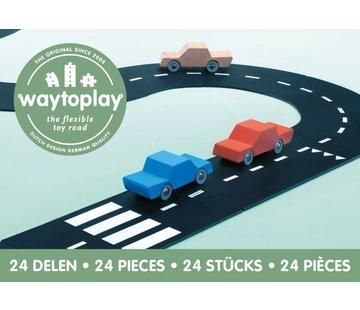 Waytoplay Waytoplay Snelweg 24-delig