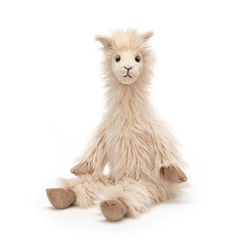 Jellycat Knuffels Lama Louis