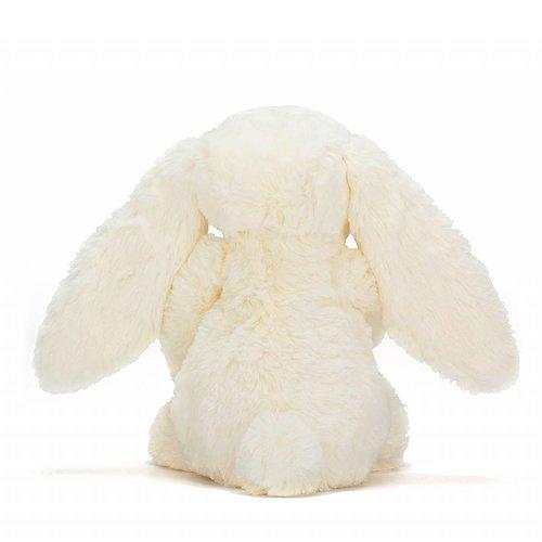Jellycat Knuffels Konijn Bashful Cream