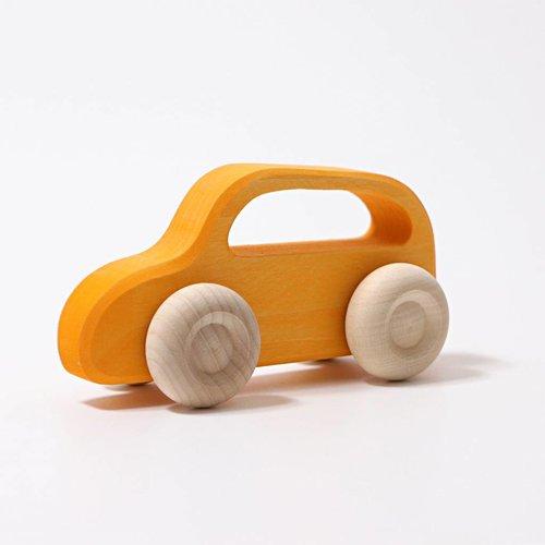 Grimms Grimms set houten auto's slimline