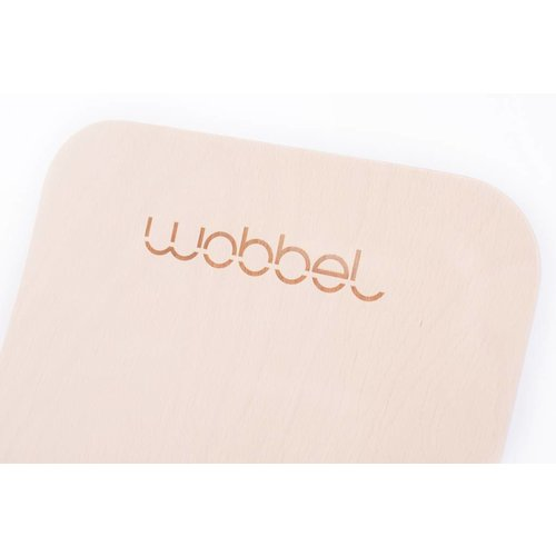 Wobbel Wobbel Original Whitewash Kurk
