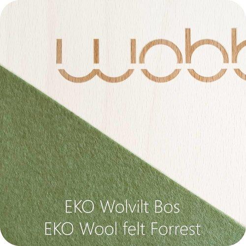 Wobbel Wobbel Original Whitewash Bos