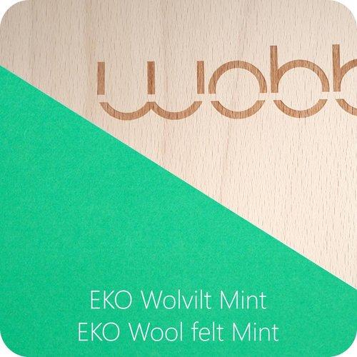 Wobbel Wobbel Original Blank Gelakt Mint