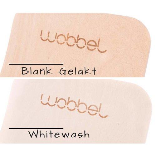 Wobbel Wobbel Original Blank Gelakt Rood