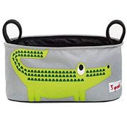 3 Sprouts 3 Sprouts Wandelwagen organizer Krokodil
