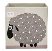 3 Sprouts 3 Sprouts Opbergbox schaap