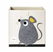 3 Sprouts 3 Sprouts Opbergbox Muis
