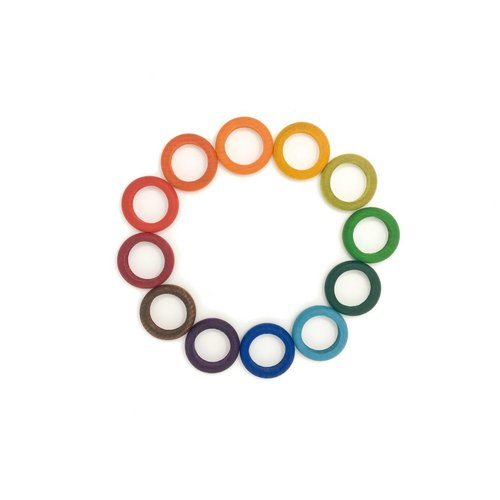 Grapat Grapat Houten Ringen
