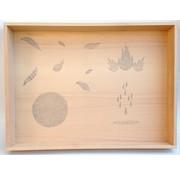 Grapat Grapat Houten Speelbox / Play Tray