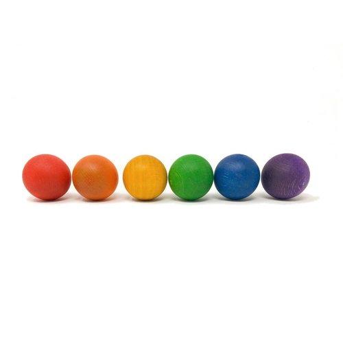Grapat Grapat Houten ballen