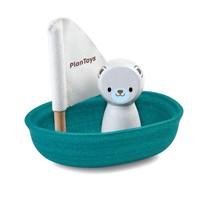 Plan Toys Zeilbootje Beertje