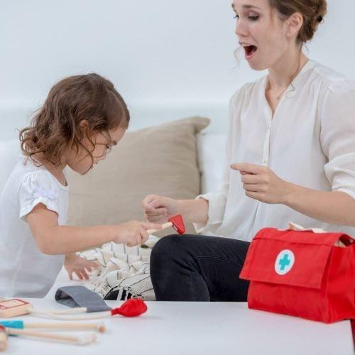 Plan Toys Plan Toys Houten Doktersset