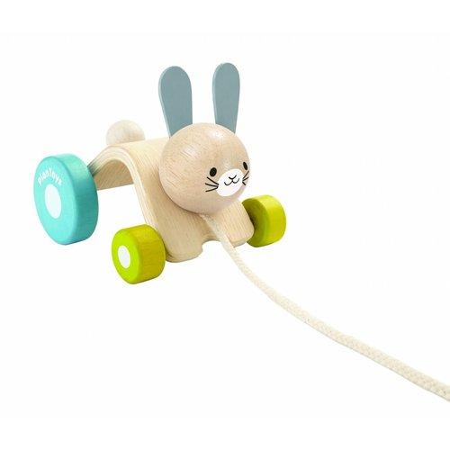 Plan Toys Plan Toys Hopping rabbit